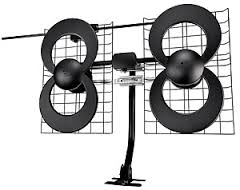 Antennas Direct Clearstream C4V (C4-V-CJM) with mount ultra long range indoor outdoor UHF VHF HD TV Antenna in Canada
