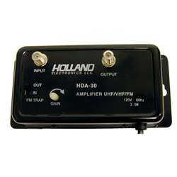 Holland HDA-30 Distribution in-line amplifer