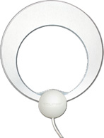 Antennas Direct clearstream eclipse amplified indoor tv antenna in Canada to cut the cord from cable or satellite