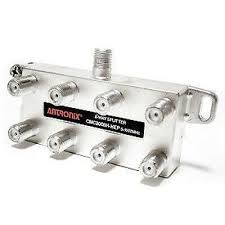Antronix CMC2008H 8 way HD TV antenna splitter