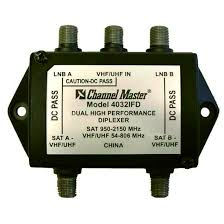 Channel Master 4032IFD Diplexer