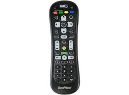 Channel Master DVR+ CM7500 upgraded remote control