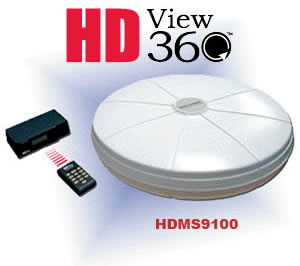 Antenna Craft Mini State omni-directional HD Tv Antenna