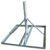 skywalker larger non penetration roof mount for mast