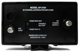 Winegard AP-8700 Pramplifer for TV Antenna
