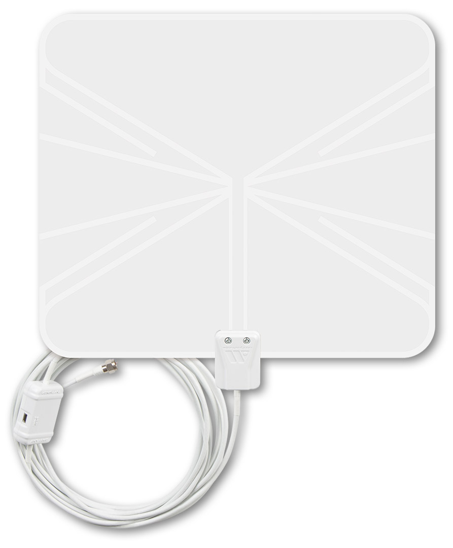 Winegard FL-5500A HDTV antenna for indoor use amplified HDTV Antenna