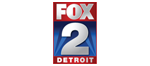 Fox Detriot from Windsor area with HD TV antenna OTA Over the air Digital TV DTV Free HD TV