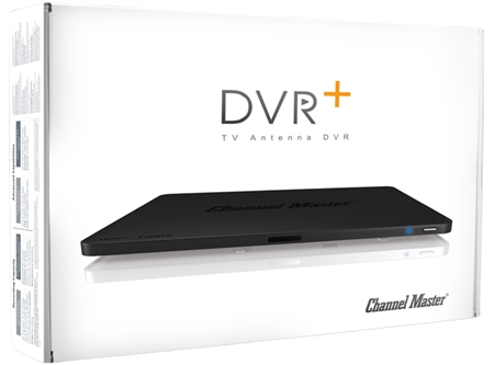 Channel Master DVR+ CM7500 Dual tuner PVR for HD Antenna TV signals