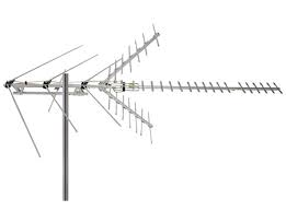Channel Master 2020 CM-2020 Canada Larger sized UHF VHF and FM 60 miles UHF